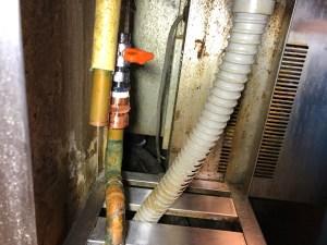 三田市寺村町の給湯管を切り換えるなら山川設備にお任せ下さい。