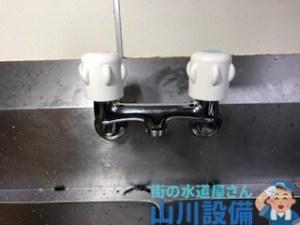 守口市竜田通で混合水栓の取り付けは山川設備にお任せ下さい。