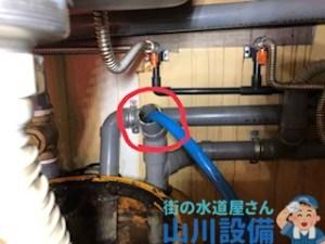 寝屋川市香里新町で排水管清掃は山川設備にお任せ下さい。