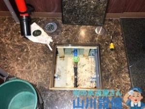 草津市新浜町で配管詰まりは山川設備にお任せ下さい。