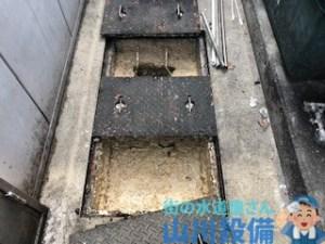 小野市黒川町でグリストラップが詰まったら山川設備にお任せ下さい。