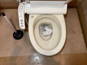 八尾市沼でトイレの排水詰まり抜きは山川設備にお任せ下さい。
