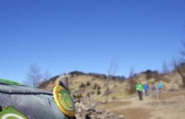 大菩薩峠と山マイマイ