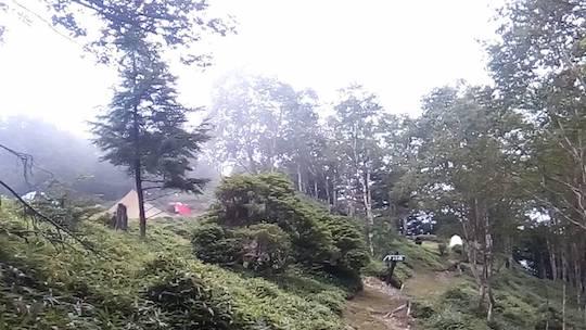 942 雨の日は無理な登山は避けましょう