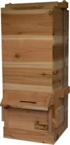 重箱式巣箱B型