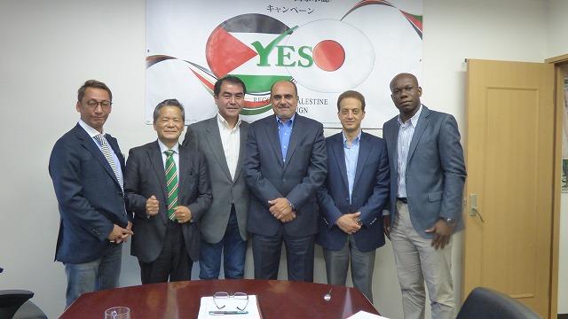 160428 Palestine Ambassador (1)