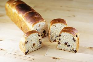 究極のぶどうパン