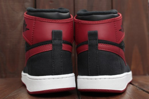 AJ1 KO HIGH OG BLACK/VARSITY RED-WHITE