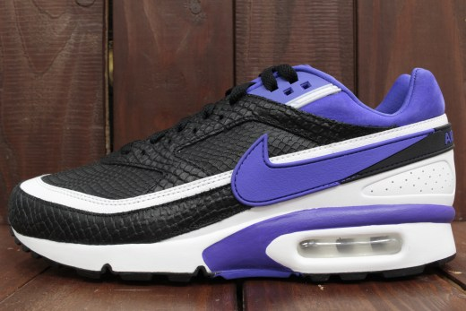 NIKE AIR MAX BW PREMIUM BLACK/PERSIAN VIOLET-WHITE 819523-051