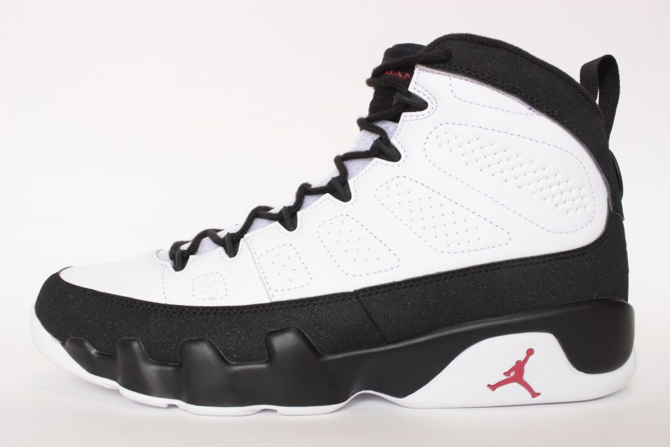 AIR JORDAN 9 RETRO WHITE/TRUE RED-BLACK 302370-112 ¥20,000(+tax) On Sale December 3, 2016