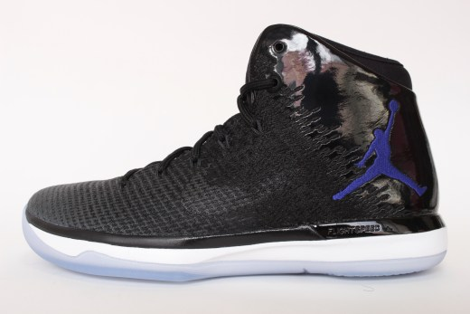 AIR JORDAN XXXI BLACK/CONCORD-ANTHRACITE-WHITE 845037-002 ¥25,000(+tax) On Sale December 3, 2016