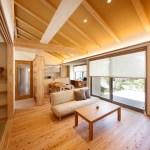 野口西モデルハウス 平屋 3LDK(宿泊体験館)