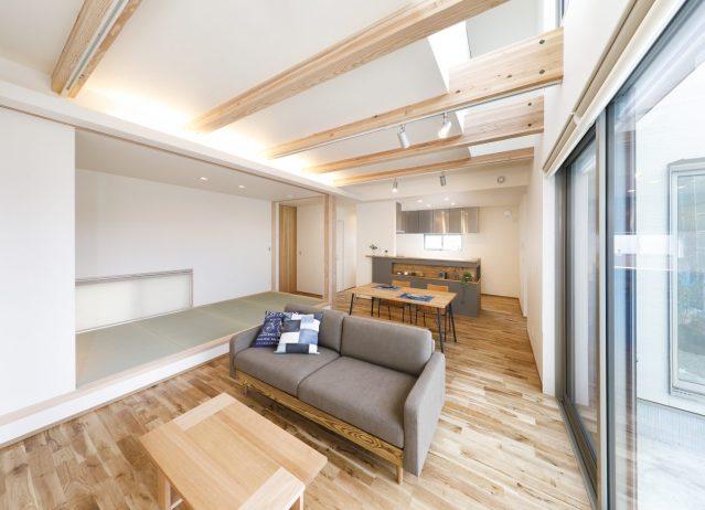 パルタウン大明丘モデルハウス 2階建 3LDK(No4区画)