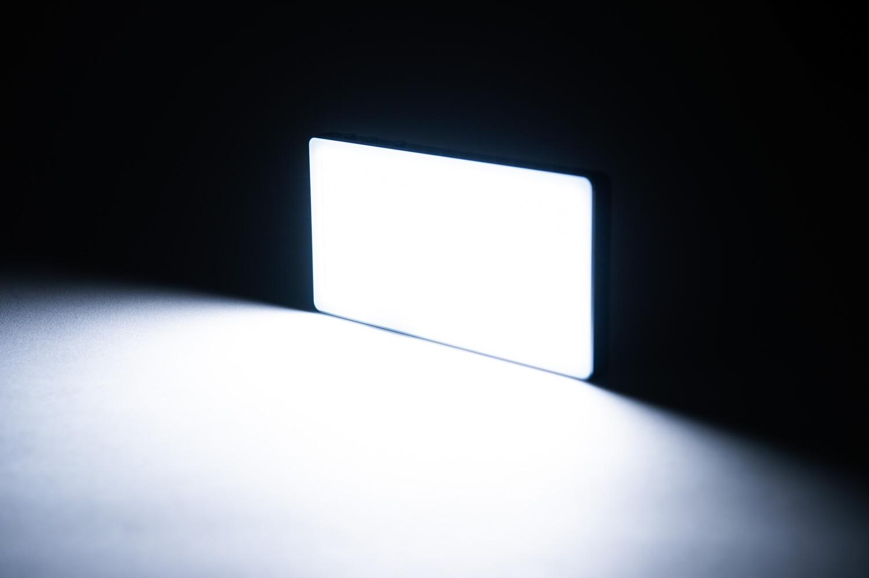 LEDライトの演色性