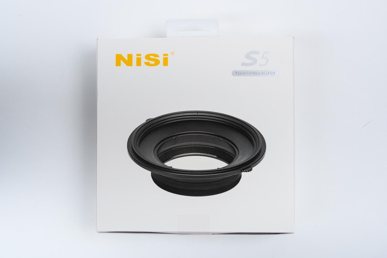 NiSi Nikon 14-24mm F2.8専用ホルダー