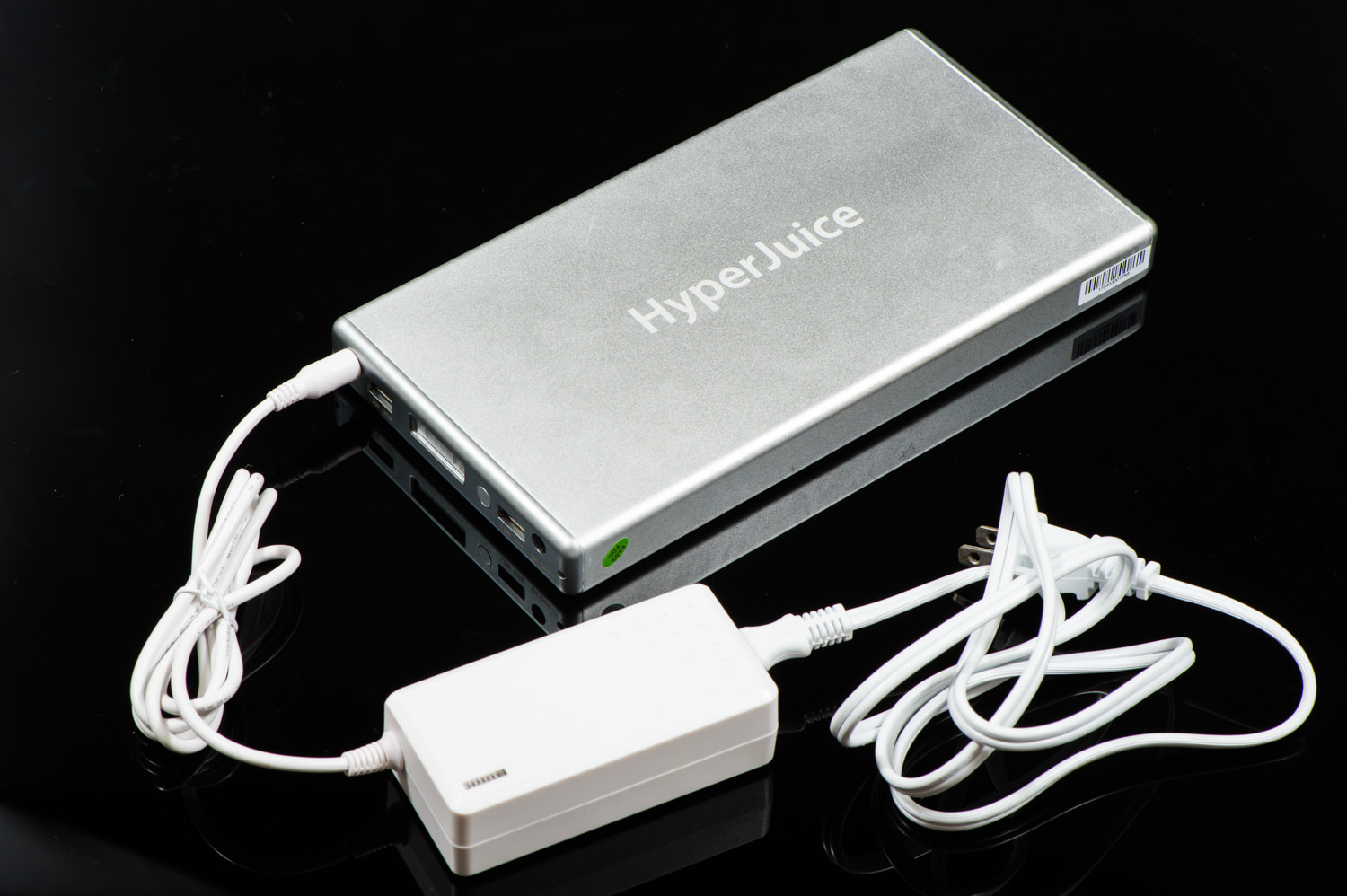 HYPER JUICEの充電