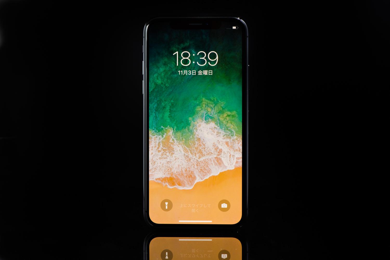 iPhoneの撮影