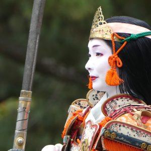 Dame Tomoe - Femme samouraï (1161-1247)