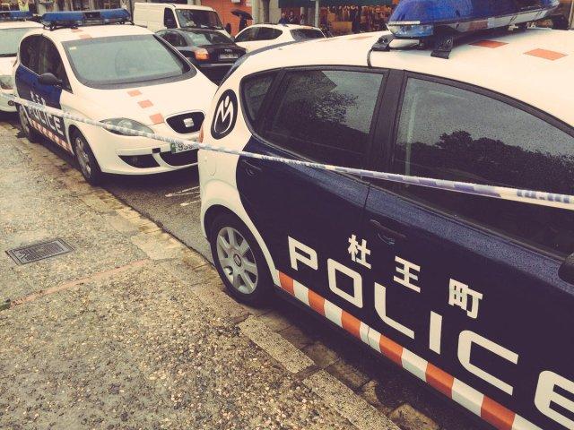 jojo20161126_morioh-patrol-car