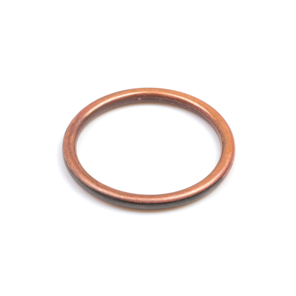 xs250se exhaust gasket copper