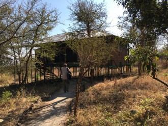 Luksusteltet vårt i Ngorongoro