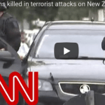 Terrorists attack two mosques in New Zealand