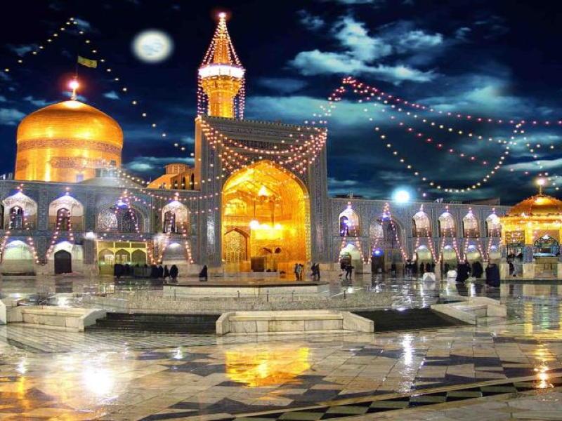 Civic inspiration from Imam Ali Al Reda