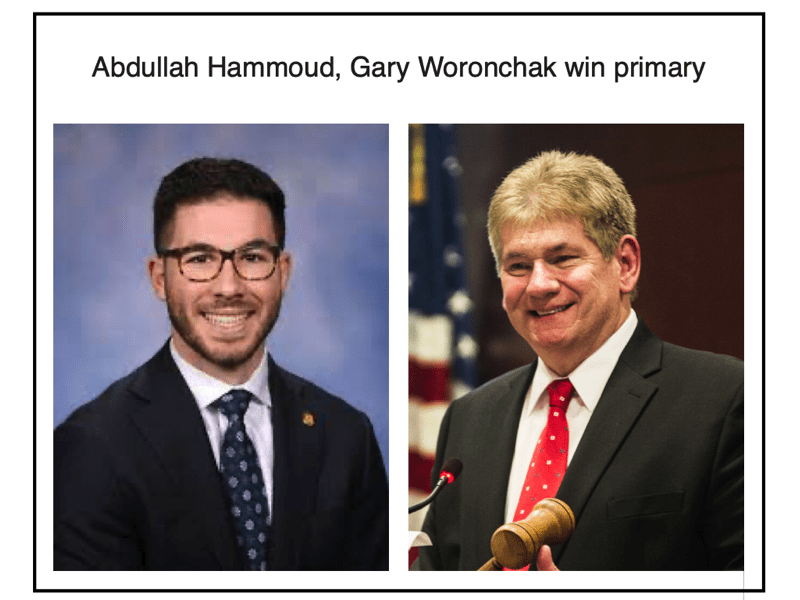 Hammoud, Woronchak, library, charter proposals pass in Dearborn