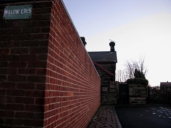 newsham, blyth old stationmaster's house