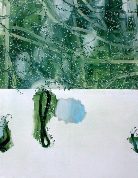 Yamou, Vert écrit. 2005