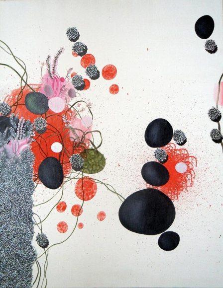 Yamou, Entre elles, 2009