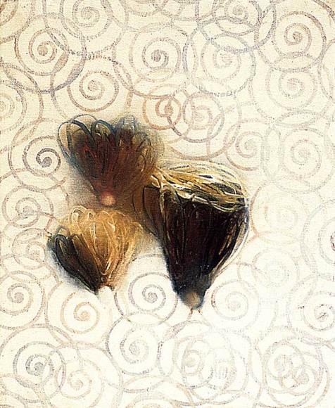Yamou, De la fleur à l'arabesque 8, 1998