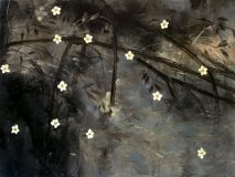 Yamou, Fleurs blanches. 1999
