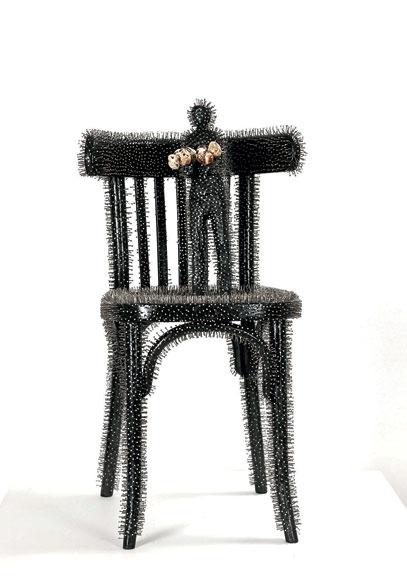 Yamou, La chaise. 2010