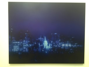 """""""Sapphire City"""", Jenny Pockley, £9,900"""