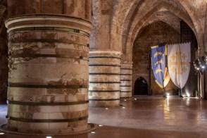 Hall des chevaliers