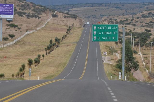 """Resultado de imagen de carretera mazatlan durango"""""""