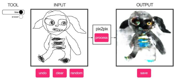 pix2pix-game