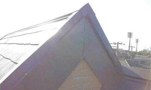 市原市の破風板修理の施工事例