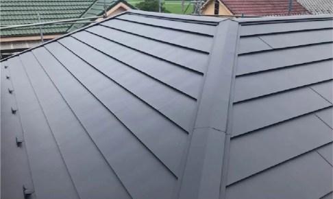 加須市の屋根葺き替え工事の施工事例