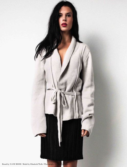 LOOK 1 YANE MODE New Classy Remain – from Portland's Vintage !