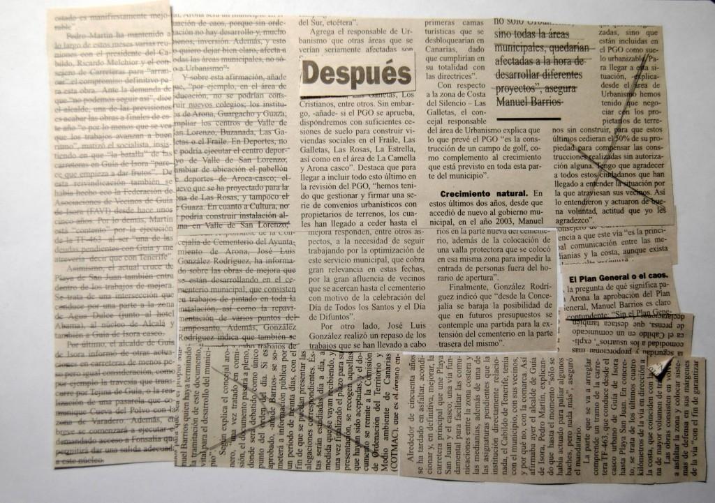 De El País hace 36 años a los 60 blogs de hace 36 horas: Nuevo Periodismo