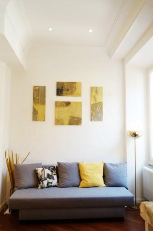 decoartpiece . momento d'oro . golden apartment . interior apartment 15