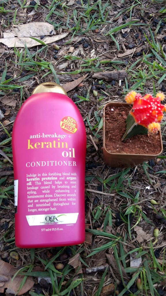 Organix Anti-Breakage Keratin Oil Conditioner