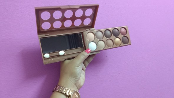 Sivanna Eyeshadow Palette Review
