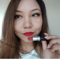 MAC Ruby Woo vs Russian Red - Review