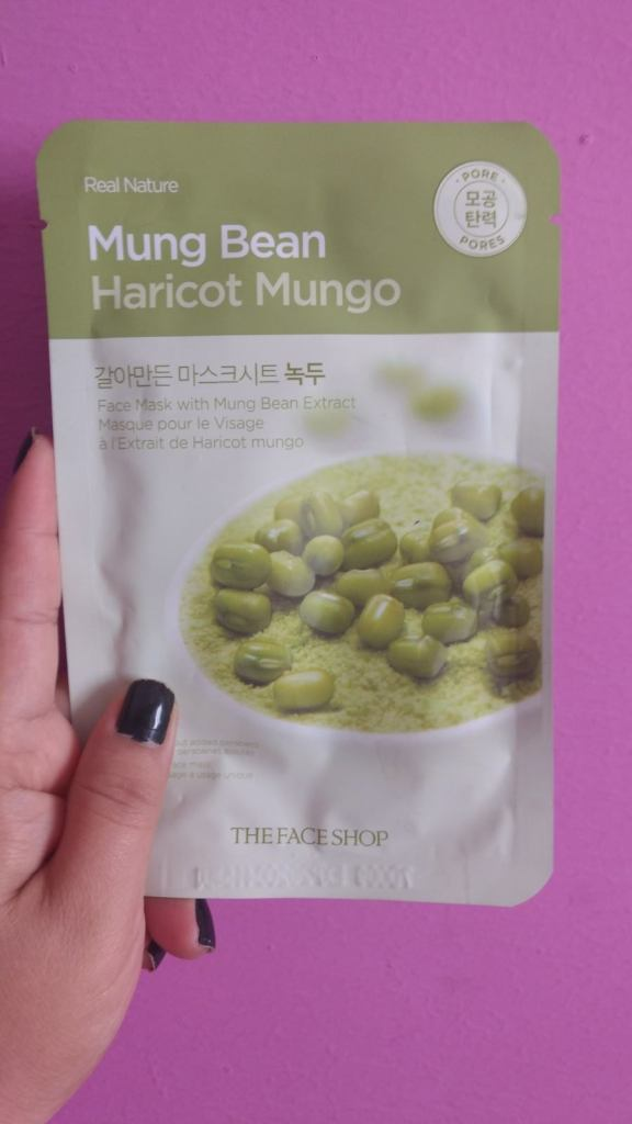 Face Shop Real Nature Face Masks