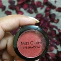 Miss claire eyeshadow : Shade 0508 Review & Swatch