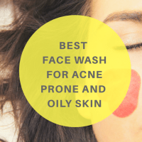 8 best face washes for oily skin