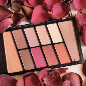 Wet and wild rose in the air palette review